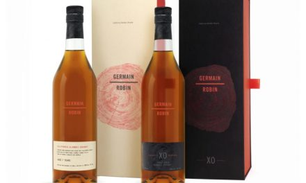 Nueva edición limitada de brandies californianos de Germain-Robin