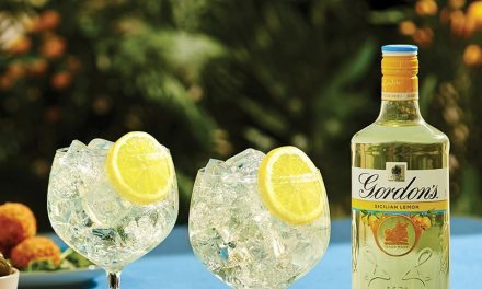 Gordon's lanza Gordon's Sicilian Lemon, para bebedores aventureros
