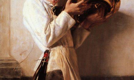 """""""El pastelero"""" (1898), de Gysis Nikolaos"""