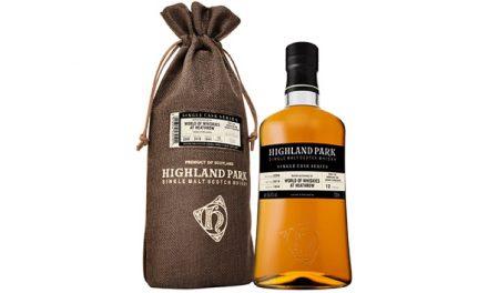 Highland Park lanza whisky exclusivo de Heathrow, Highland Park Single Cask for World of Whiskies at Heathrow