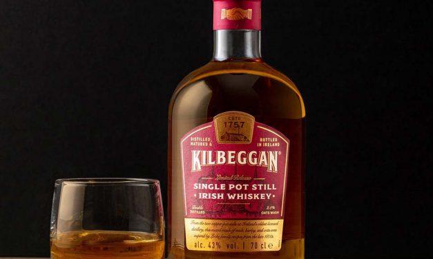 Kilbeggan Single Pot Still se lanza en EE.UU.