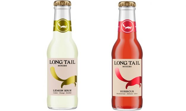 Long Tail lanza mixers de Hibiscus y Lemon Sour