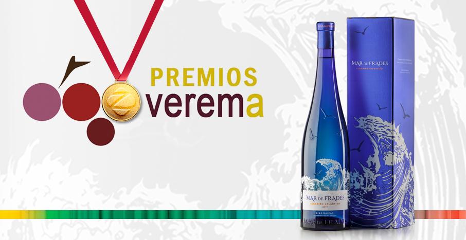 Verema otorga el premio 'Mejor Vino blanco del año 2019' a Mar de Frades Albariño 2018