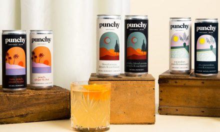 La marca de bebidas de frutas Punchy se vuelve libre de plástico en el rediseño de los envases