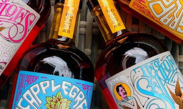 Rockstar Spirits lanza Two Swallows Citrus y Salted Caramel Spiced Rum