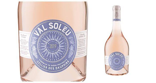 Rhône vineyard Cellier des Dauphins se une al mercado del rosado provenzal con Val Soléu