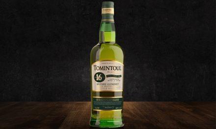 Tomintoul lanza la edición limitada Tomintoul Peaty Tang 16 Year Old