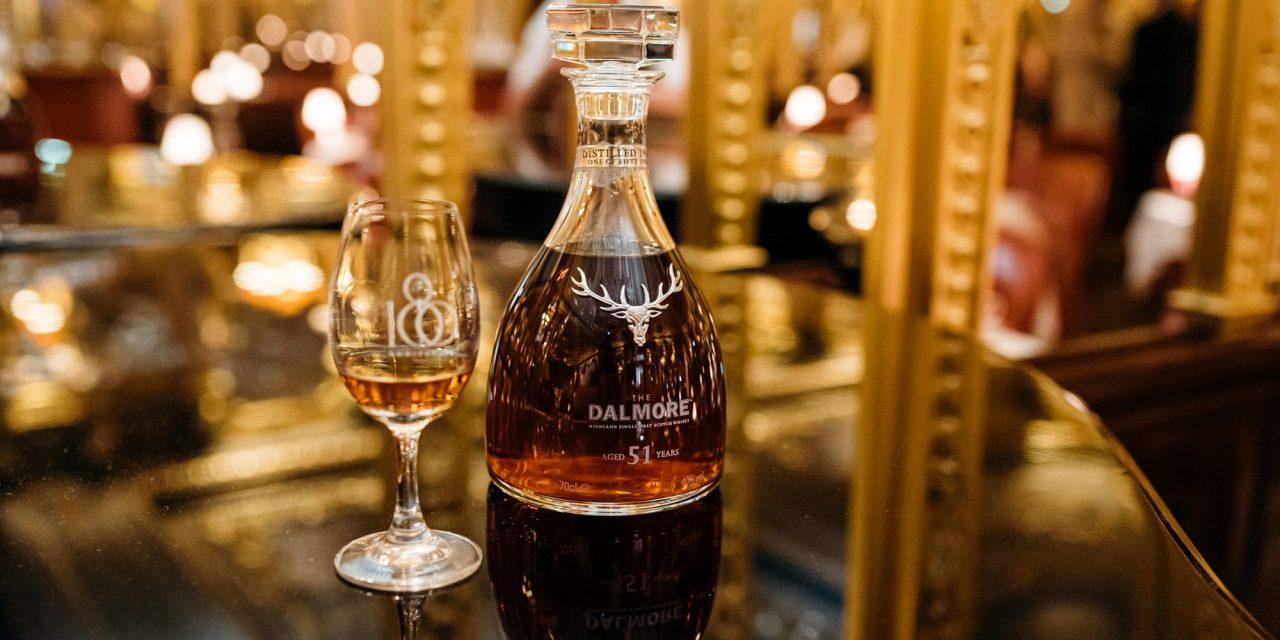 Dalmore presenta un whisky de 51 años por 55.000 libras