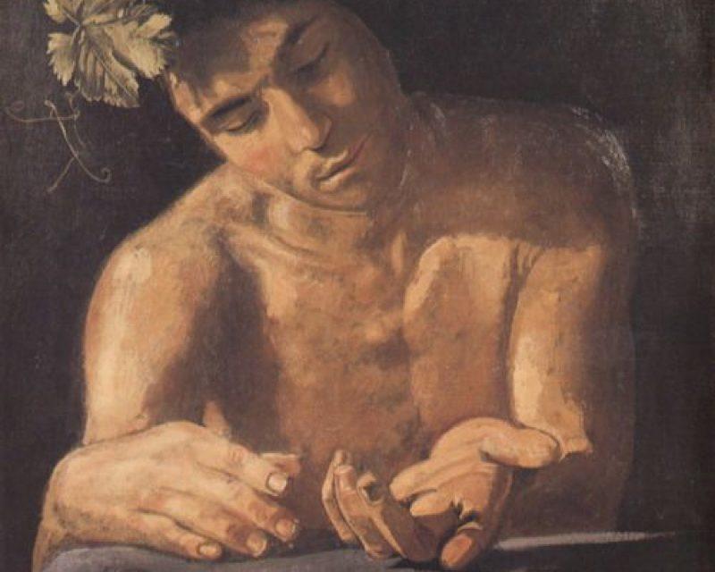 """Baco"" (1936), de Yannis Tsarouchis"