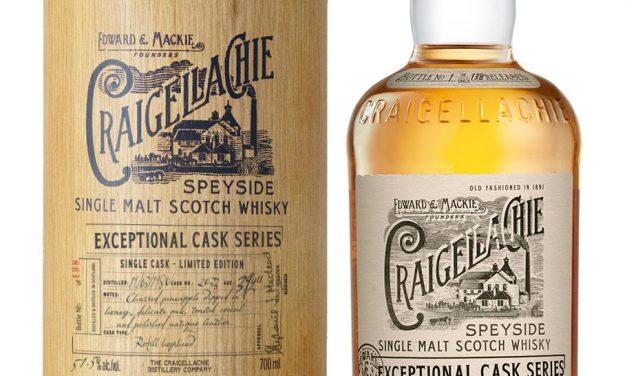 El último lanzamiento de Craigellachie, en venta exclusiva en el Heathrow de Londres