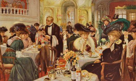 """""""Banquete"""" (1903), de Fernand Toussaint"""