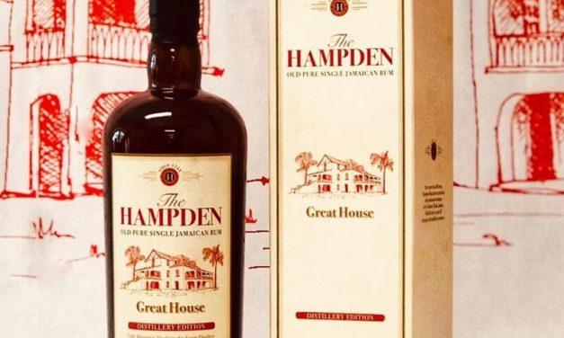 Hampden Estate lanza ron Great House Distillery Edition