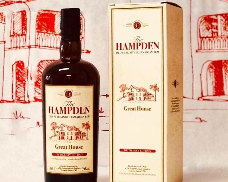 Hampden Estate lanza ron Great House Distillery Edition