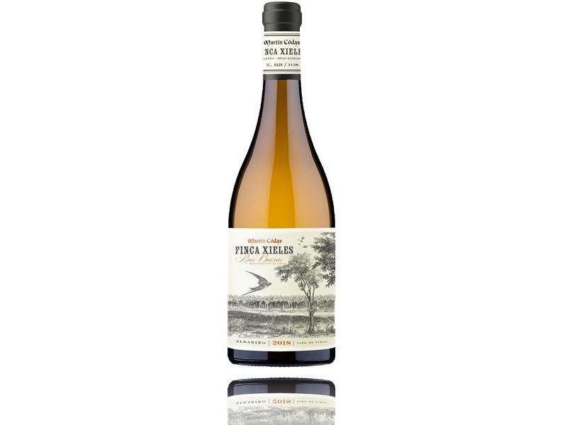 Bodegas Martín Códax presenta Finca Xieles, albariño de finca homenaje a la tradición viticultora