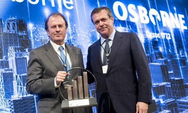 El Grupo Osborne es reconocido por EY con el Premio a la Trayectoria de la Empresa Familiar