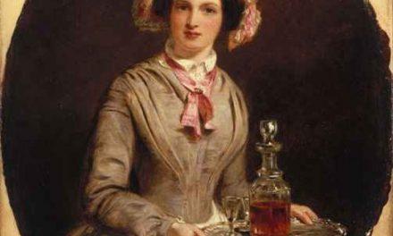 """Sherry, Sir?"" (1853), de William Powell Frith"