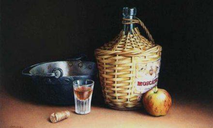 """""""Garrafa de Moscatel"""" (1979), de Antonio Pradales"""