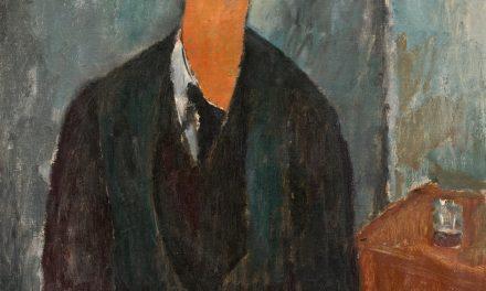 """""""Soutine"""" (1917), de Amedeo Modigliani"""