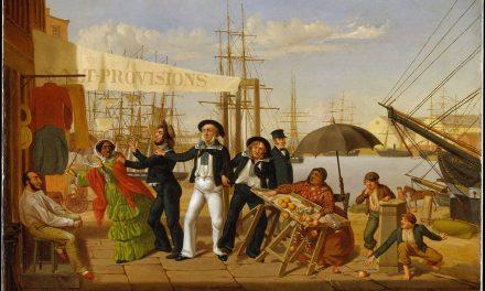 """Después de un largo crucero"" (1857), de John Carlin"