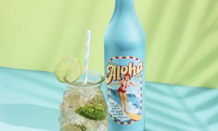 Say Aloha lanza nueva bebida con sabor tropical, Aloha 65