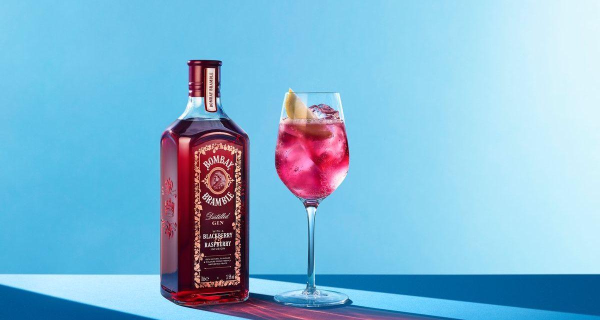 Bombay Sapphire añade la ginebra saborizada Bramble