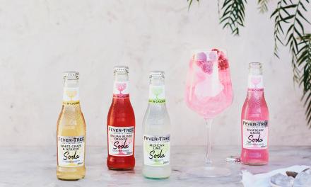 Fever-Tree lanza Fever-Tree's Soda Collection, una gama de refrescos bajos en calorías