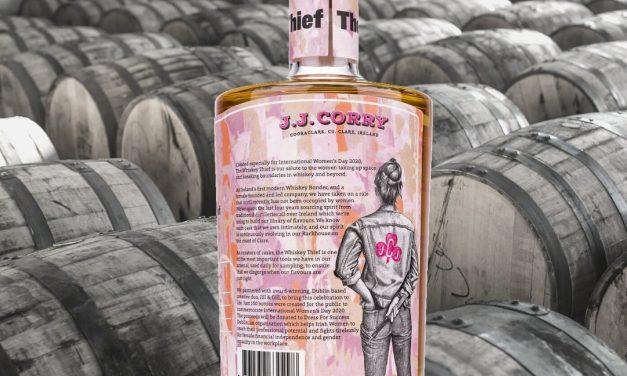 JJ Corry lanza JJ Corry The Whiskey Thief