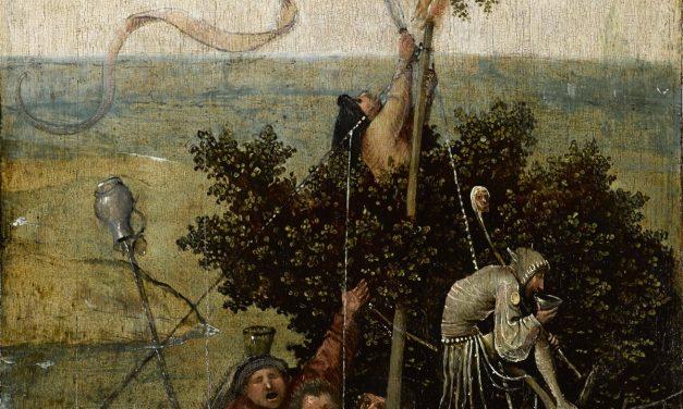 """""""La nave de los locos"""" (1503-1504), de El Bosco"""