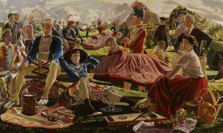 """""""Danzas suletinas"""" (1955), de José María Ucelay"""