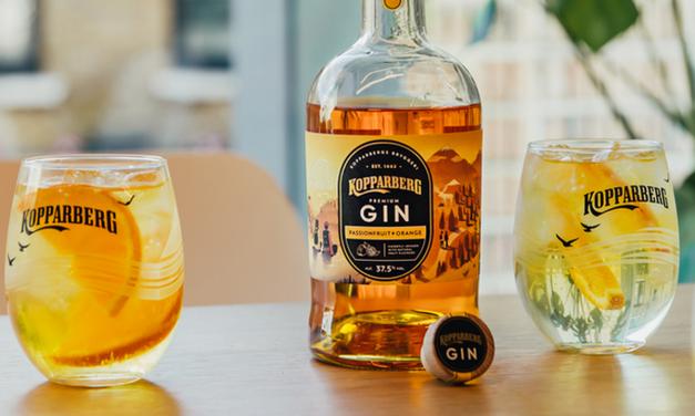 Kopparberg lanza Passionfruit & Orange Gin