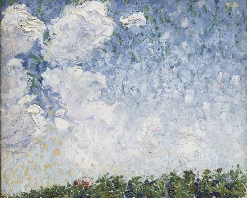 """""""Viñedo"""" (1905), de Kees van Dongen"""