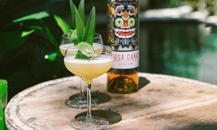 Nusa Caña Spiced Island Rum está listo para ser lanzado
