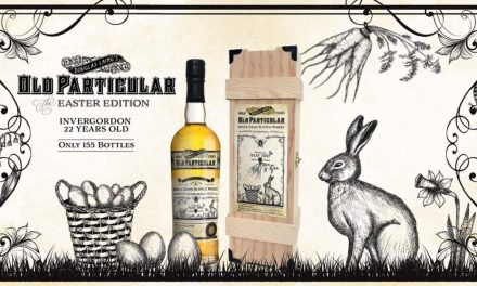 Douglas Laing revela un viejo scotch de 22 años de edad, Old Particular The Easter Edition