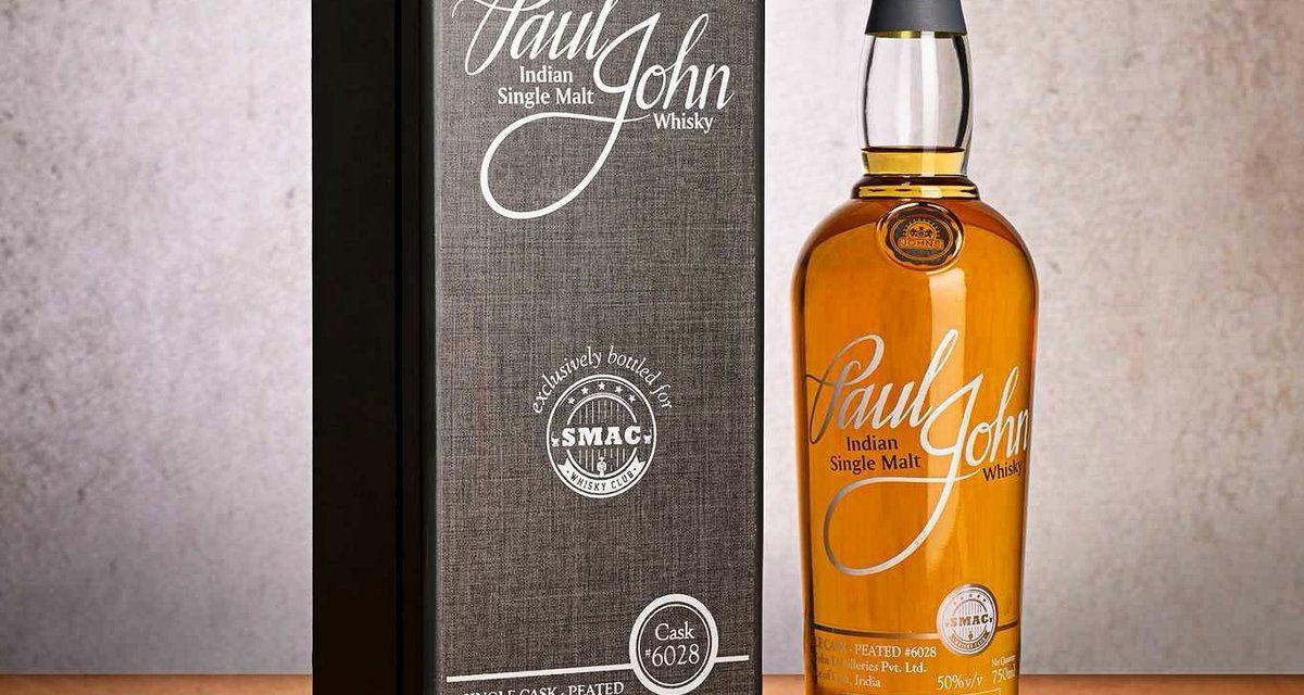 Paul John debuta con Nirvana single malt whisky