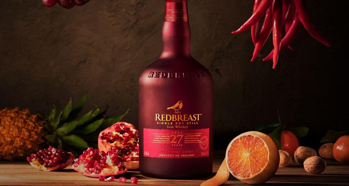 Redbreast lanza su whisky irlandés más antiguo, Redbreast 27 Year Old