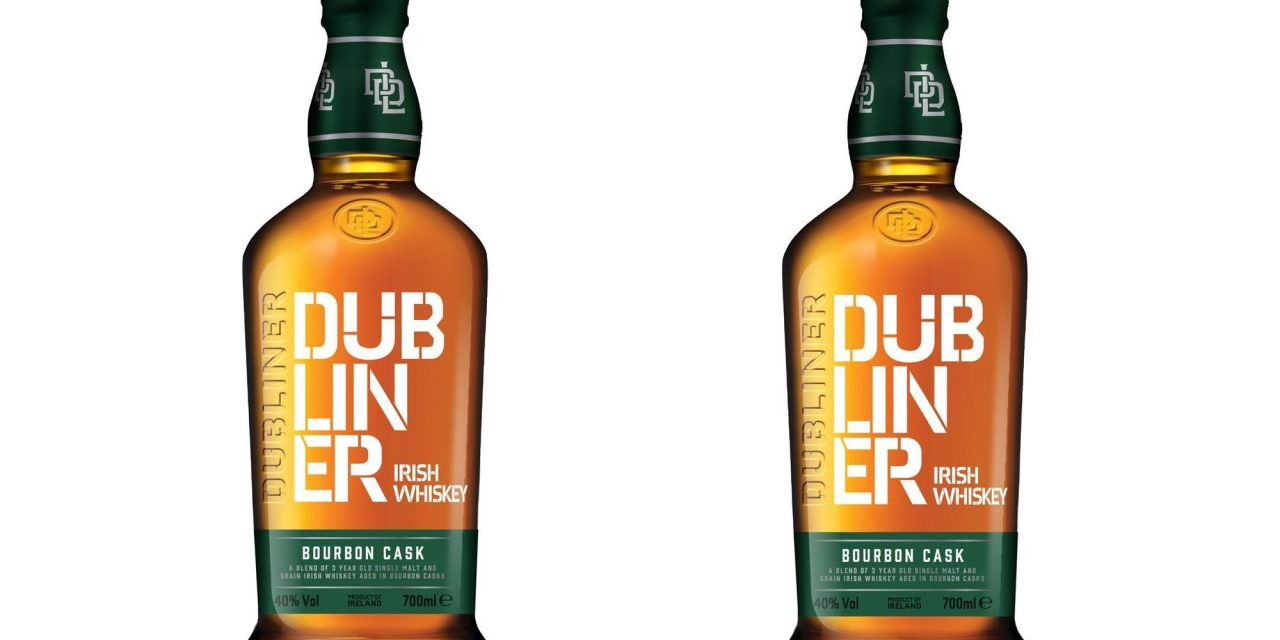 Un nuevo y atrevido look para los whiskies The Dubliner Irish Whiskey