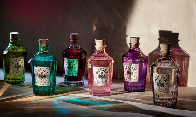 Wessex Distillery estrena seis nuevas ginebras
