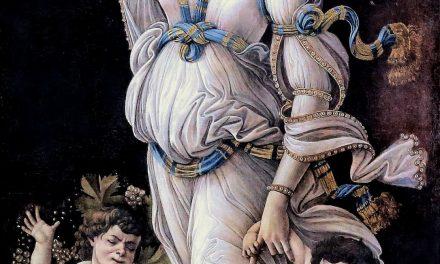 """""""Otoño"""" (1490), de Sandro Botticelli"""