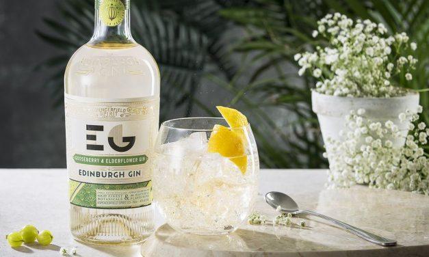 Edinburgh Gin revela nuevos sabores: Gooseberry and Elderflower, y Raspberry