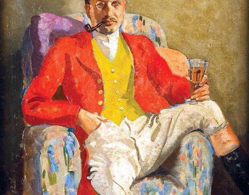 """""""Gentleman rider"""" (1930), de Anna Zinkeisen"""