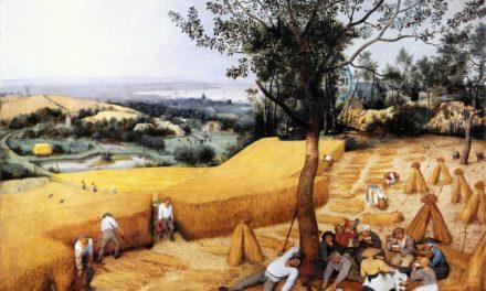 """""""La cosecha"""" (1565), de Pieter Brueghel el Viejo"""