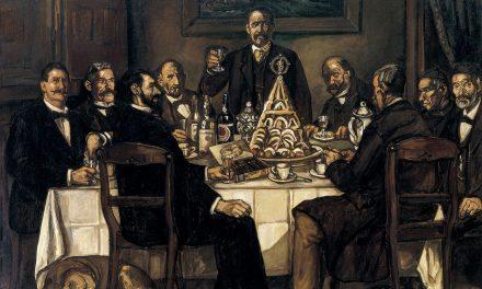"""""""La vuelta del indiano"""" (hacia 1924), de José Gutierrez Solana"""