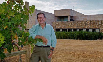 Fallece el bodeguero Alfonso Cortina de bodega Vallegarcía por coronavirus