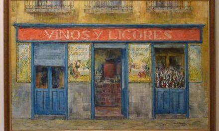 """""""Taberna madrileña"""" (1990), de Alfredo Ramón Robledano"""