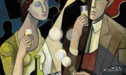 """""""Pareja"""" (1946), de Bela de Kristo"""