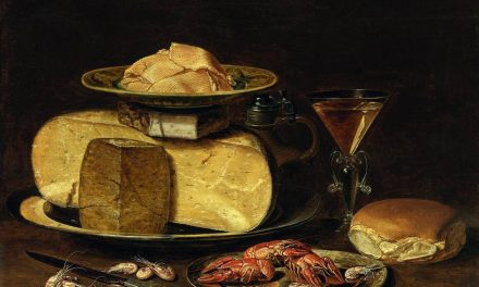 """Bodegón"" (1627), de Clara Peeters"