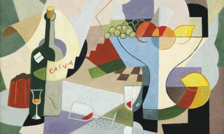 """""""Composición, Calva"""" (1963), de Bela de Kristo"""