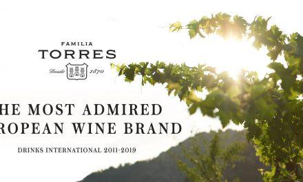 Familia Torres sigue siendo la marca de vinos más admirada de Europa, según Drinks International