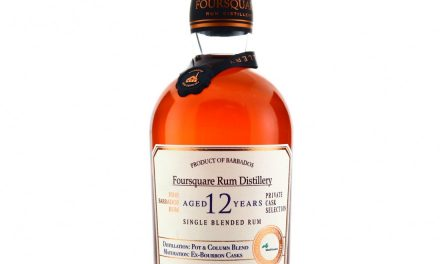 Foursquare Distillery lanza ron de 12 años, Foursquare 12 Years Old