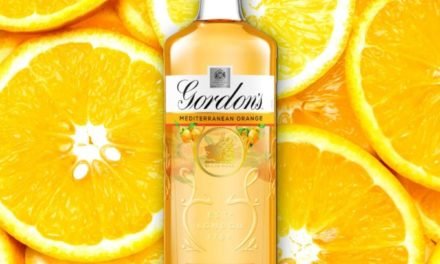 Gordon's lanza Mediterranean Orange Gin